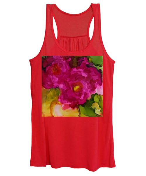 Rose To The Occation Women's Tank Top