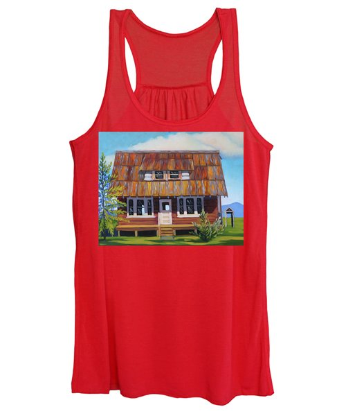 Roseberry House Women's Tank Top