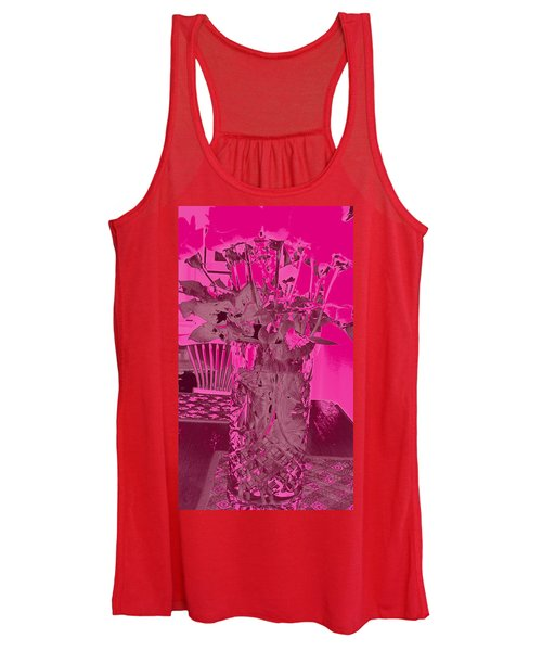 Roses #14 Women's Tank Top