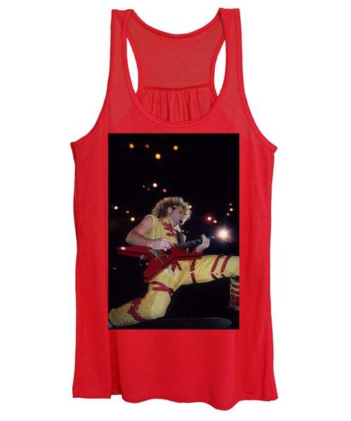 Sammy Hagar Women's Tank Top