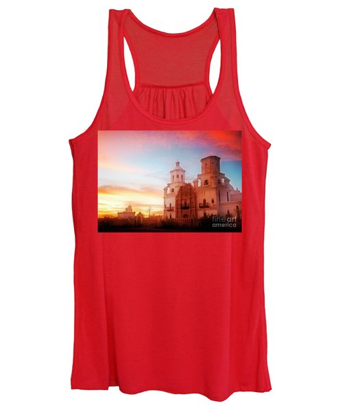 San Xavier Del Bac Women's Tank Top