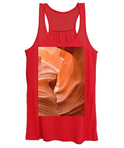 Sandstone Swirls  Women's Tank Top