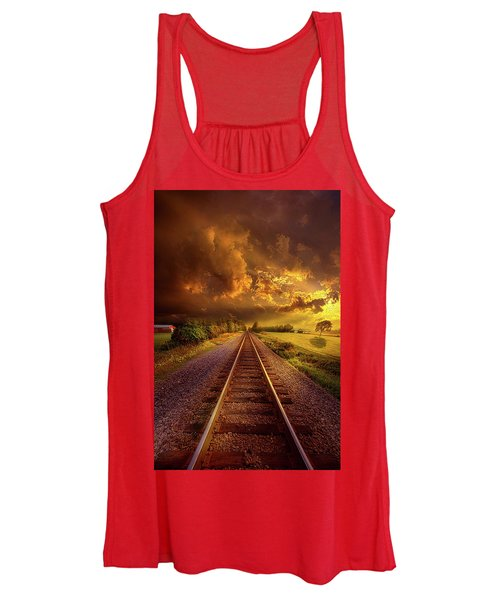 Short Stories To Tell Women's Tank Top