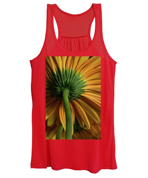 Women's Tank Top featuring the photograph Shy Daisies by Bob Cournoyer