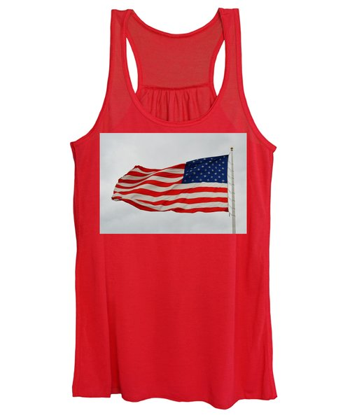 Sign Of Freedom Women's Tank Top