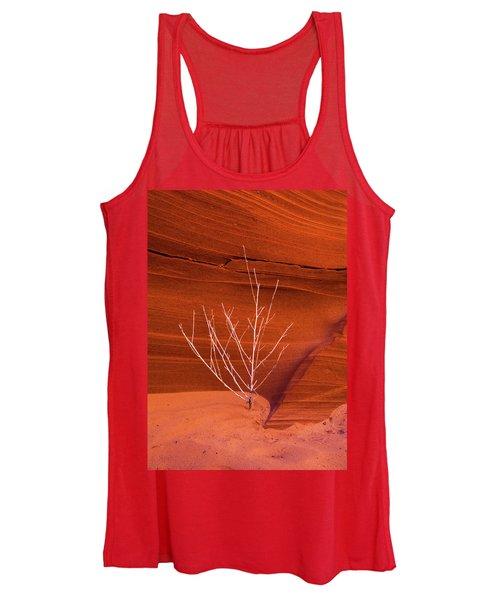 Slot Canyon Sentinel Women's Tank Top