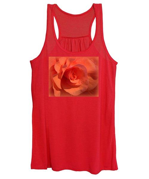 Soft Begonia Women's Tank Top