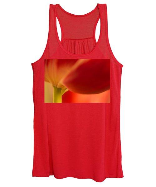 Soft Tulip Women's Tank Top