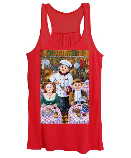 Something About Food 2 Women's Tank Top