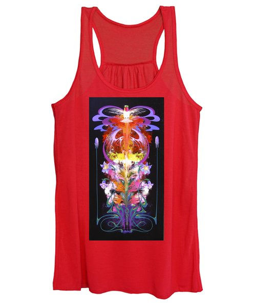 Spark Of Nature Women's Tank Top