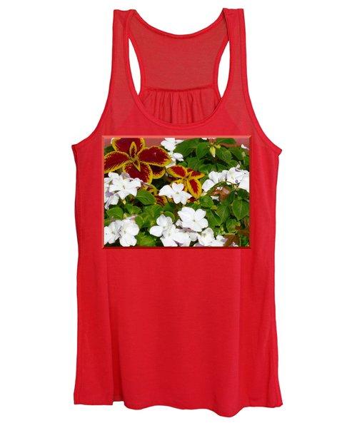 Spring Annuals Women's Tank Top