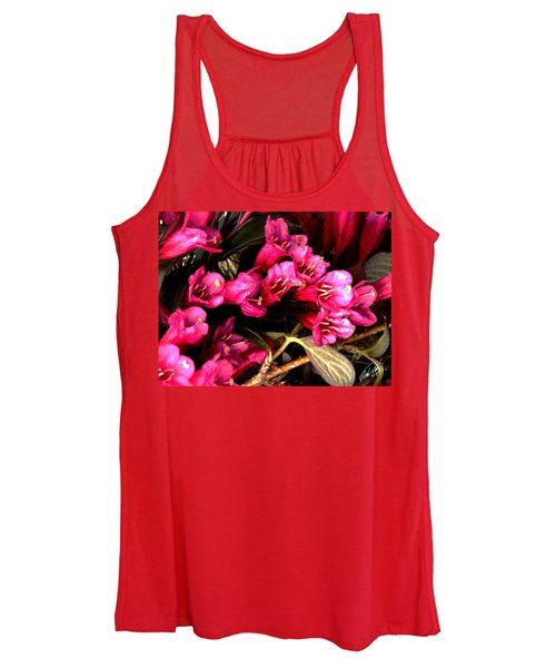 Spring Bouquet Women's Tank Top