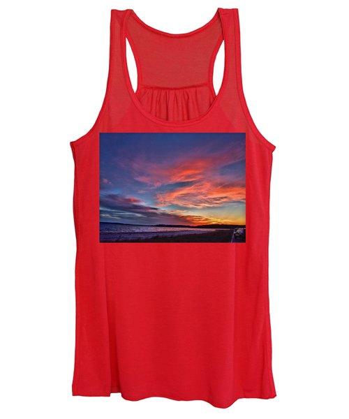 Spring Sunset Women's Tank Top