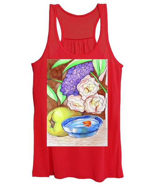 Still Life With Fish Women's Tank Top