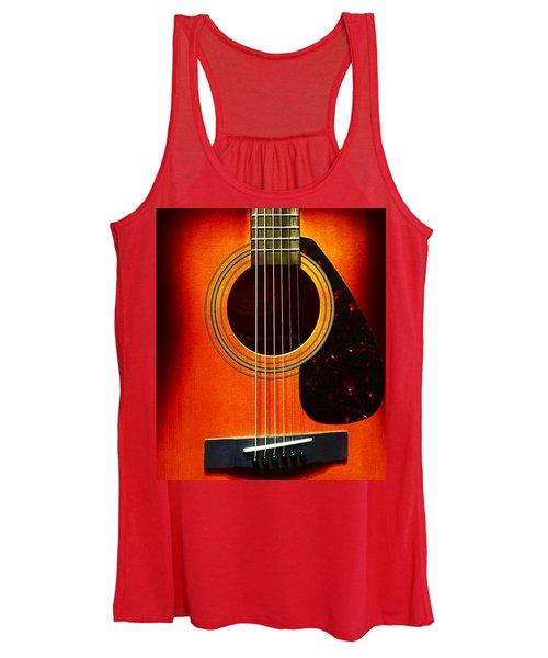 Strings  Women's Tank Top