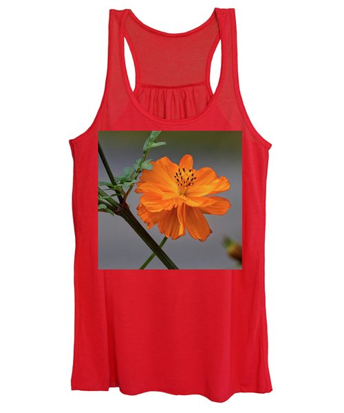 Sulfur Cosmos Women's Tank Top