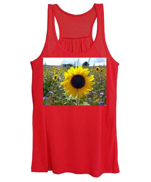 Summer Meadow Women's Tank Top