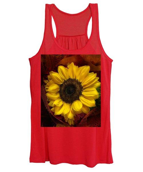 Sun In The Flower Women's Tank Top