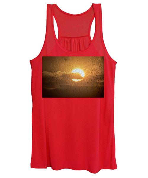 Sun Is Back Women's Tank Top
