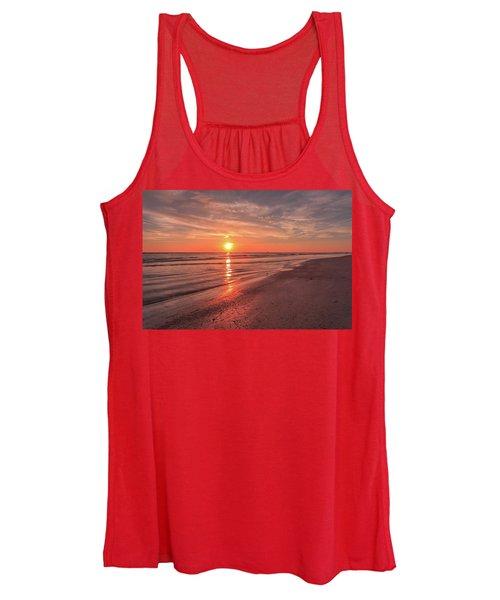 Sunburst At Sunset Women's Tank Top