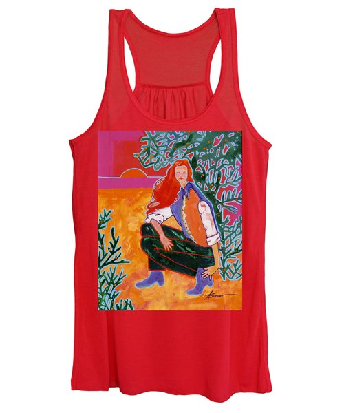 Sundown Women's Tank Top