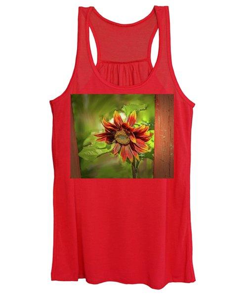 Sunflower #g5 Women's Tank Top