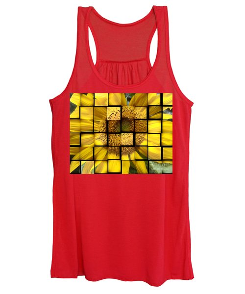 Sunny Composition Women's Tank Top