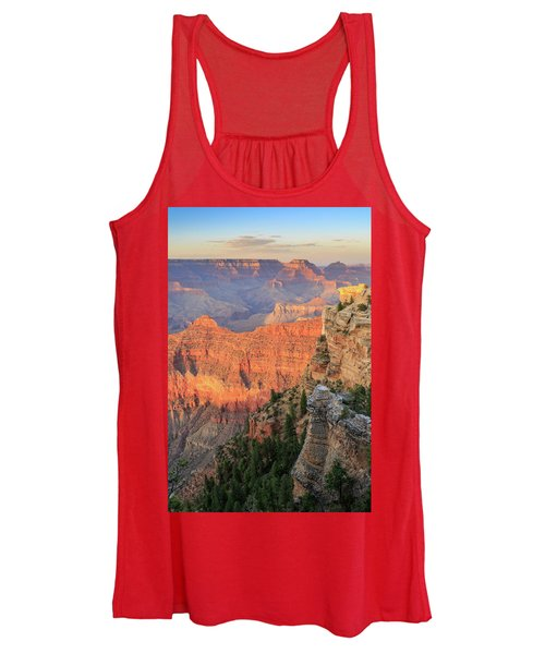 Sunset At Mather Point Women's Tank Top