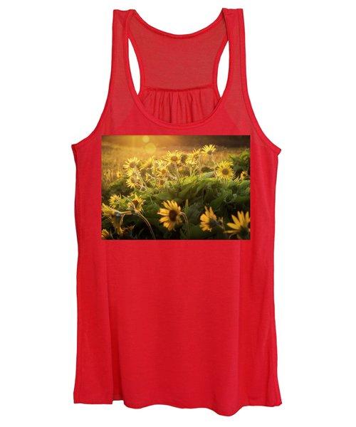 Sunset Balsam Women's Tank Top