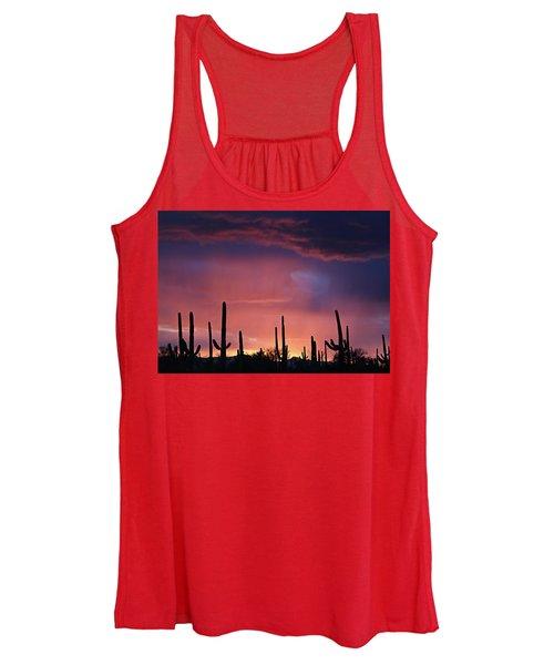 Sunset Colors Women's Tank Top