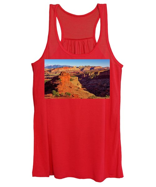 Sunset Point View Women's Tank Top