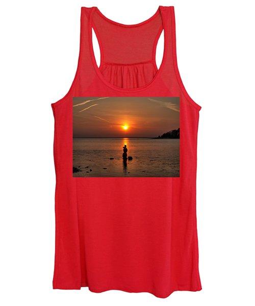 Sunset Zen Women's Tank Top