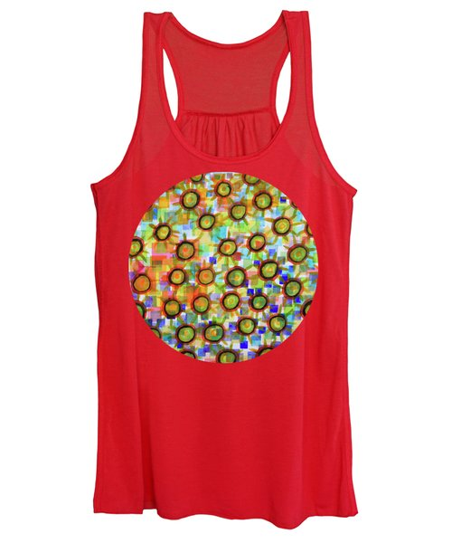 Sunshine Over L.a. Women's Tank Top