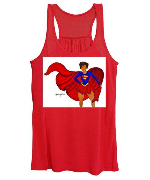 Superwoman I Am  Women's Tank Top