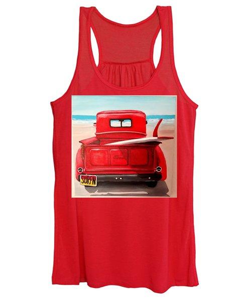 Surfn Women's Tank Top