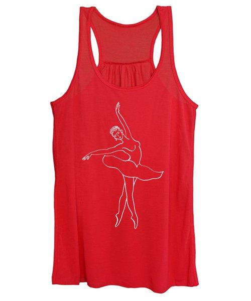 Swan Lake Dance Women's Tank Top