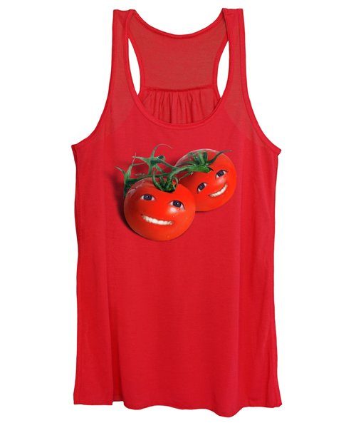 Sweet Tomatoes Women's Tank Top