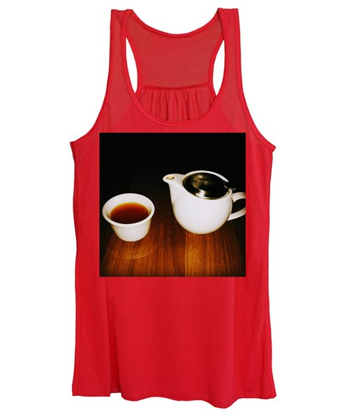 Tea-juana Women's Tank Top