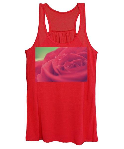 Tears Of Love Women's Tank Top