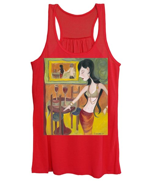 Tender Heart  Women's Tank Top