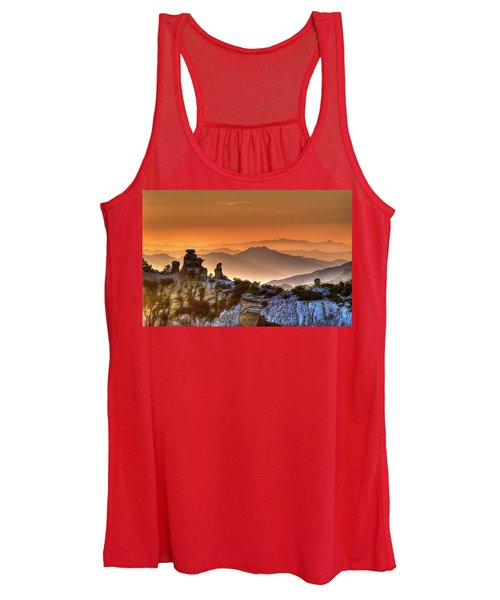 The Ahh Moment Women's Tank Top