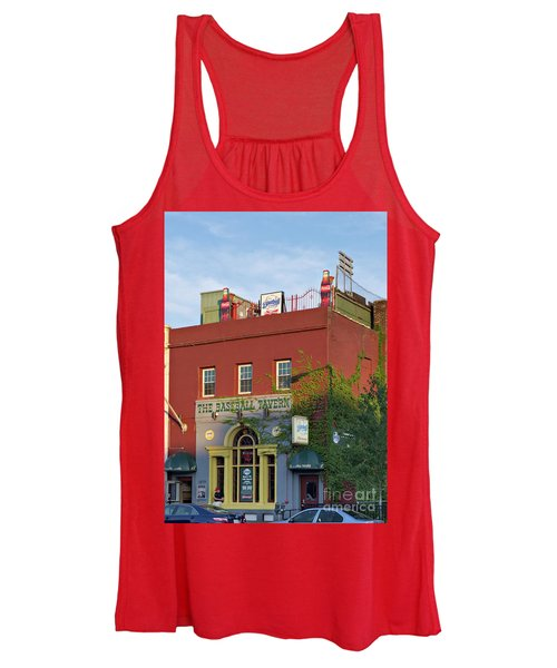 The Baseball Tavern Boston Massachusetts  -30948 Women's Tank Top