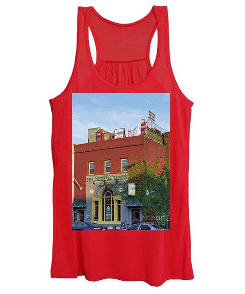 The Baseball Tavern Boston Massachusetts  -30948 Women's Tank Top