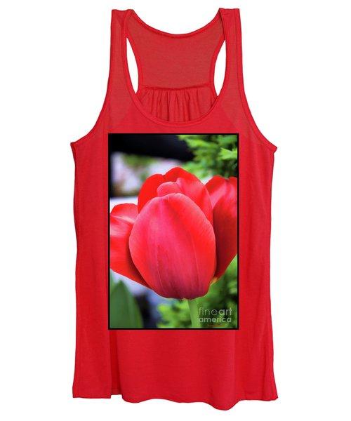 The Tulip Beauty Women's Tank Top