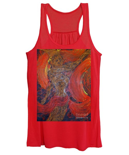 The Belly Dancer Women's Tank Top