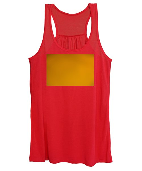The Color Of Rust Women's Tank Top