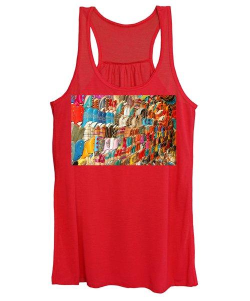 The Colour Of Morroco Women's Tank Top