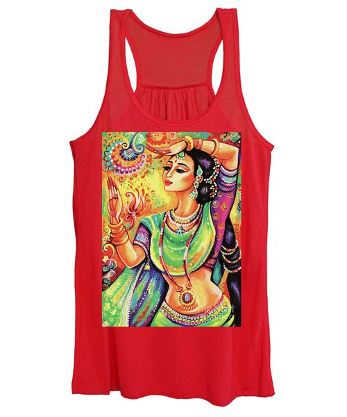 The Dance Of Tara Women's Tank Top