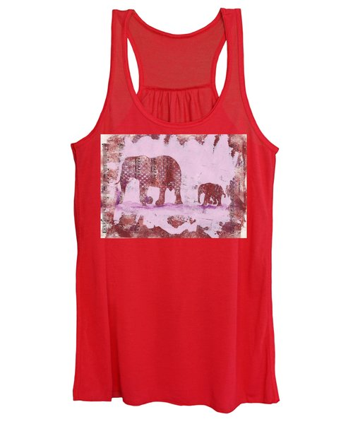 The Elephant March Women's Tank Top