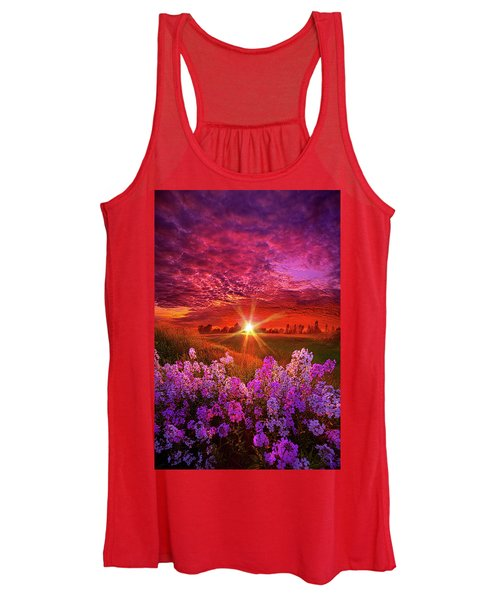 The Everlasting Women's Tank Top